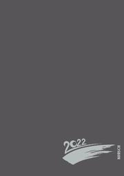 Foto-Malen-Basteln A4 anthrazit mit Folienprägung 2022