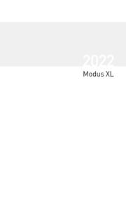 Taschenkalender Modus XL Flexi Tizio Einlage 2022