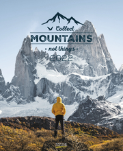 Collect Mountains not Things 2022