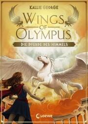Wings of Olympus (Band 1) - Die Pferde des Himmels