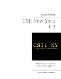 CSI: New York Staffel 1-9