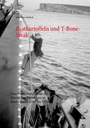 Bratkartoffeln und T-Bone-Steak