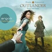Outlander - Feuer und Stein (Ungekürzte Lesung) - Cover