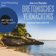 Bretonisches Vermächtnis - Kommissar Dupins achter Fall (Ungekürzte Lesung) - Cover