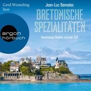 Bretonische Spezialitäten - Kommissar Dupin ermittelt,(Ungekürzt) - Cover