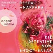Die Detektive vom Bhoot-Basar (Ungekürzte Lesung) - Cover