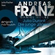 Julia Durant. Die junge Jägerin - Julia Durant ermittelt - Kriminalroman,(Gekürzt)