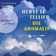 Die Anomalie (Ungekürzt) - Cover