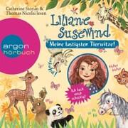 Liliane Susewind - Meine lustigsten Tierwitze (Ungekürzte Lesung)