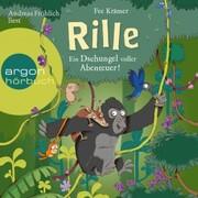 Rille - Ein Dschungel voller Abenteuer! - Rille,(Ungekürzt)