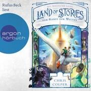 Der Kampf der Welten - Land of Stories,(Ungekürzt)