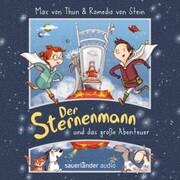 Der Sternenmann und das große Abenteuer (Ungekürzte Lesung)