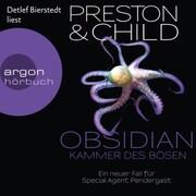 Aloysius Pendergast - Obsidian - Kammer des Bösen 16 (Ungekürzte Lesung)