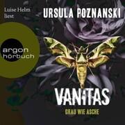 Vanitas - Grau wie Asche - Die Vanitas-Reihe,(Ungekürzt) - Cover