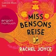 Miss Bensons Reise (Ungekürzte Lesung)