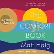 The Comfort Book - Gedanken, die mir Hoffnung machen (Gekürzt) - Cover