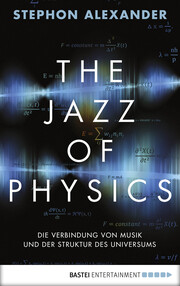 The Jazz of Physics - Cover