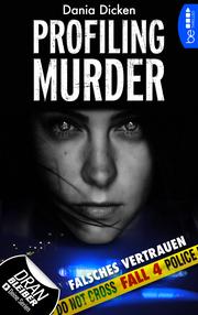 Profiling Murder - Fall 4 - Cover