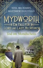 Mydworth - Tod im Mondschein - Cover