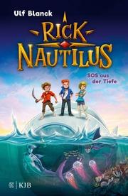 Rick Nautilus - SOS aus der Tiefe - Cover