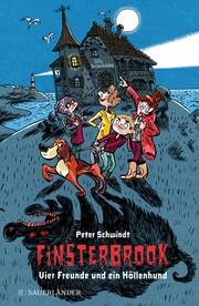 Finsterbrook - Vier Freunde und ein Höllenhund