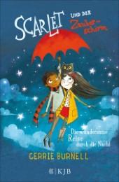 Scarlet und der Zauberschirm ¿ Die wundersame Reise durch die Nacht