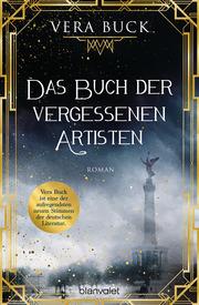 Das Buch der vergessenen Artisten - Cover