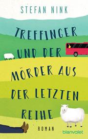 Treffinger und der Mörder aus der letzten Reihe - Cover