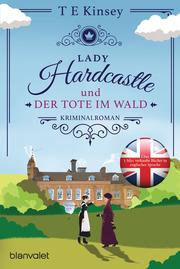 Lady Hardcastle und 'Der Tote im Wald' - Cover