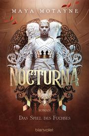 Nocturna - Das Spiel des Fuchses - Cover