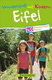 Wanderspaß mit Kindern Eifel - Cover
