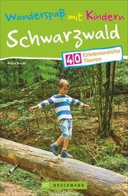 Wanderspaß mit Kindern - Schwarzwald - Cover
