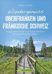 Wandergenuss Oberfranken und Fränkische Schweiz - Cover