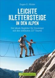 Leichte Klettersteige in den Alpen - Cover
