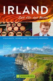 Bruckmann Reiseführer Irland: Zeit für das Beste.