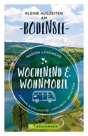 Wochenend und Wohnmobil. Kleine Auszeiten am Bodensee. - Cover