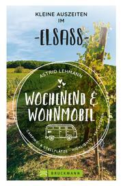 Wochenend und Wohnmobil - Kleine Auszeiten im Elsass