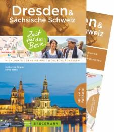 Dresden & Sächsische Schweiz - Zeit für das Beste
