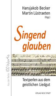 Singend glauben - Cover