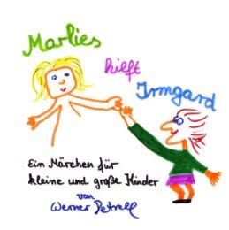 Marlies hilft Irmgard