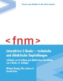 Interaktive E-Books - technische und didaktische Empfehlungen