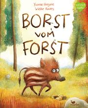 Borst vom Forst - Cover