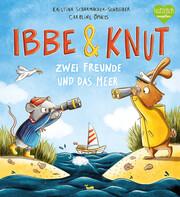 Ibbe & Knut - Zwei Freunde und das Meer - Cover