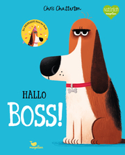 Hallo Boss! - Cover