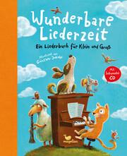 Wunderbare Liederzeit - Cover