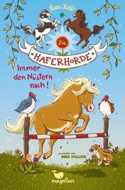 Die Haferhorde - Immer den Nüstern nach! - Cover