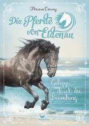 Die Pferde von Eldenau - Galopp durch die Brandung - Cover