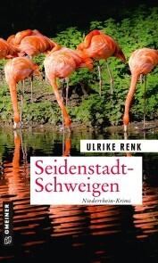Seidenstadt-Schweigen - Cover
