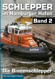Schlepper im Hamburger Hafen 2