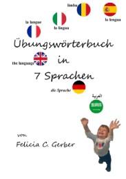 Übungswörterbuch in 7 Sprachen